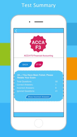 ACCA F3: Financial Accounting