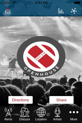 Open House Music Festival - náhled