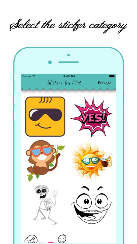 Stickers for Chat Messengers - Online Game Hack and Cheat