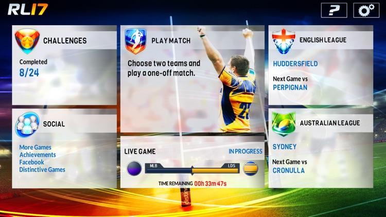 Rugby League 17 screenshot-3