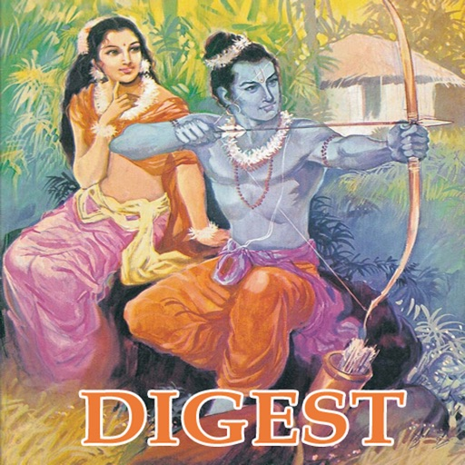 Rama Digest (5 Comics) - Amar Chitra Katha Comics icon