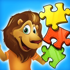 Activities of Wild Animal Puzzles For Kids