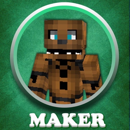 FNAF Skin Maker and Editor - for minecraft PC+PE