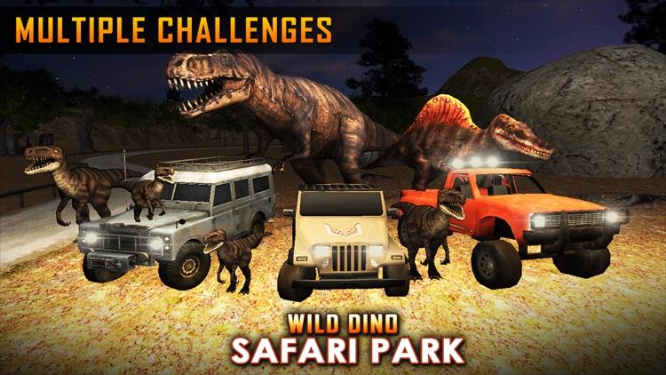 Angry Wild Dinosaur Hunt: Safari Hunting Simulator screenshot-4