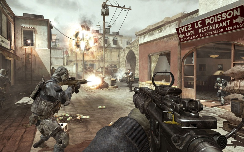 COD_MW3 Screenshot