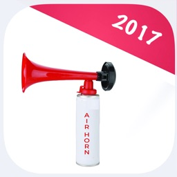 Air Horn Sound Maker