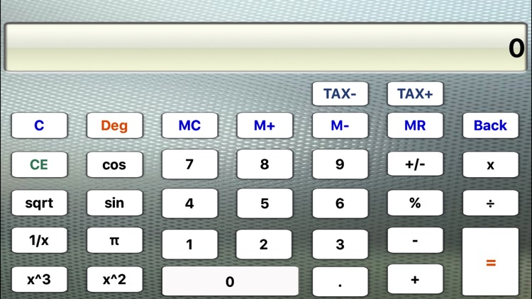 Simple-Extra Calculator screenshot-4
