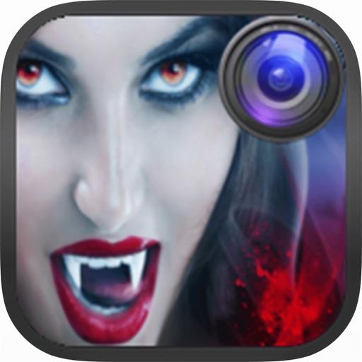 Vampire Photo Maker: Hunter Edition iOS App