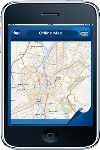Cologne Germany - Offline Maps Navigator - náhled