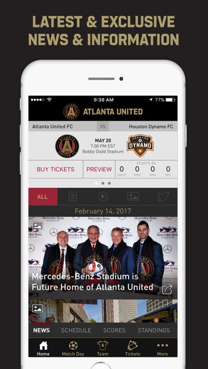 Atlanta United screenshot-0