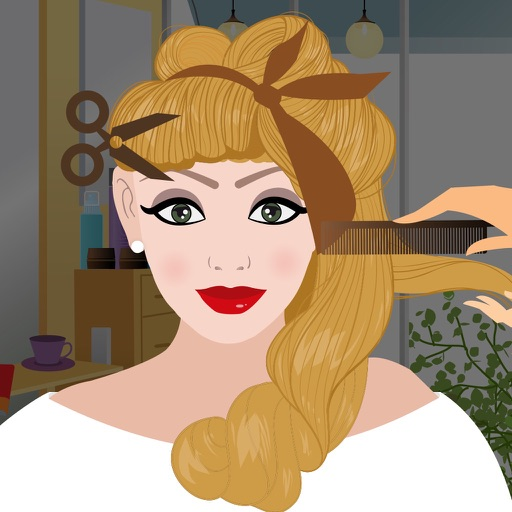 Pop Star Hair Salon:Swap Face&Hairstyle with Stars
