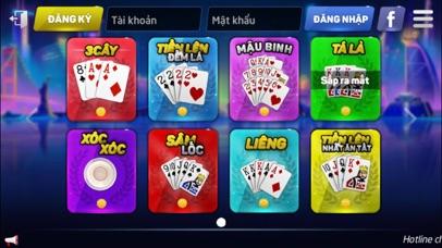 XVIP Choi Danh Bai Online screenshot one