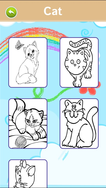 Animals Coloring : Draw, Paint for Kids
