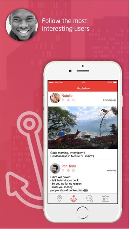ChitChap - Discover the world screenshot-3
