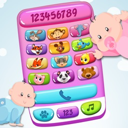 Play Phone: Baby Toy Phone with Musical Games