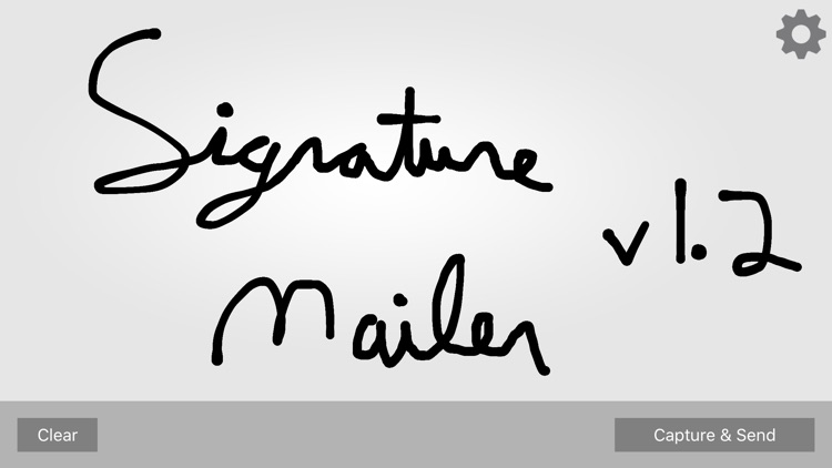 Signature Mailer: Capture Send Signature by Email