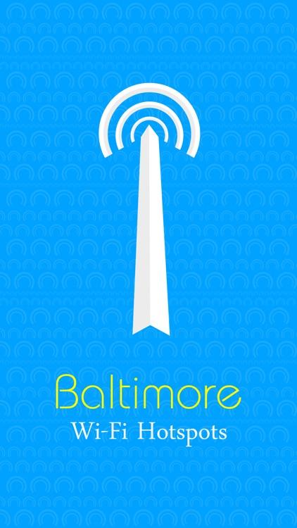 Baltimore Wifi Hotspots