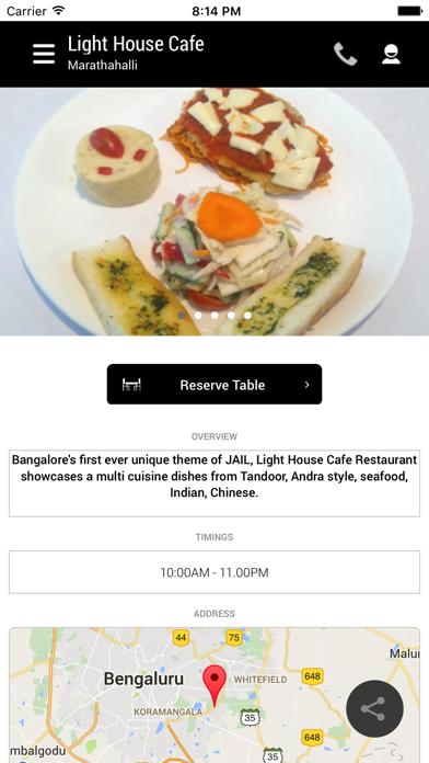 Light House Cafe screenshot two