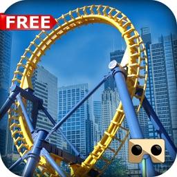 VR City Roller Coaster Free