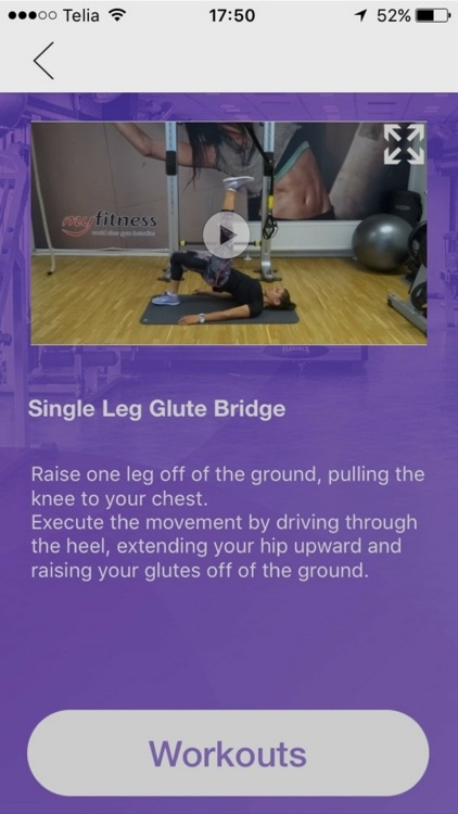 Buttocks Exercises & Glutes Muscles Workout Plan