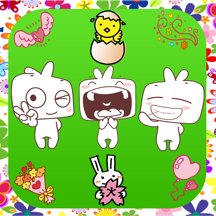 Cute! Free Messenger,Chat Emoticons,Emoji,LINE Sticker