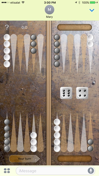 Backgammon Match screenshot-3