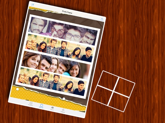 Insta Collage Photo Editor & Pic Frame screenshot 6