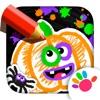 子供のための絵画練習 ! 線をなぞりましょう! 子供向けの学習ゲーム。 幼稚園教育 無料 - iPhoneアプリ