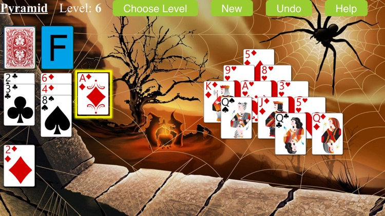 Solitaire: Pyramid screenshot-3