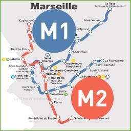 Métro de Marseille