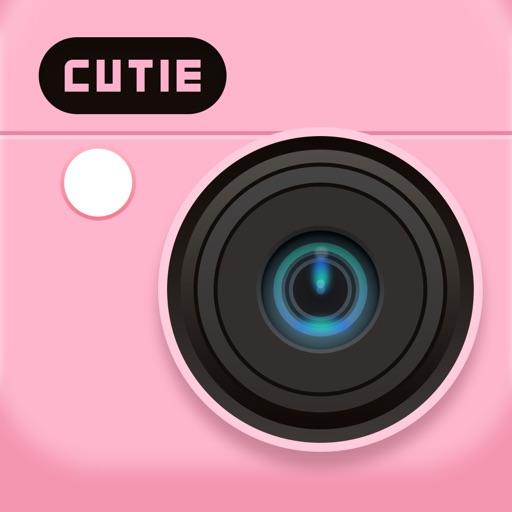 Cutie - All-in-one photo camera editor