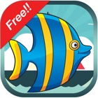 Sea fish coloring pages for Kids icon