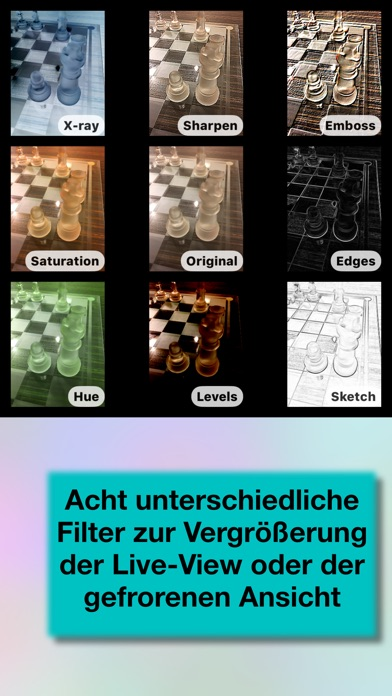 Screenshot for Lupe in Germany App Store