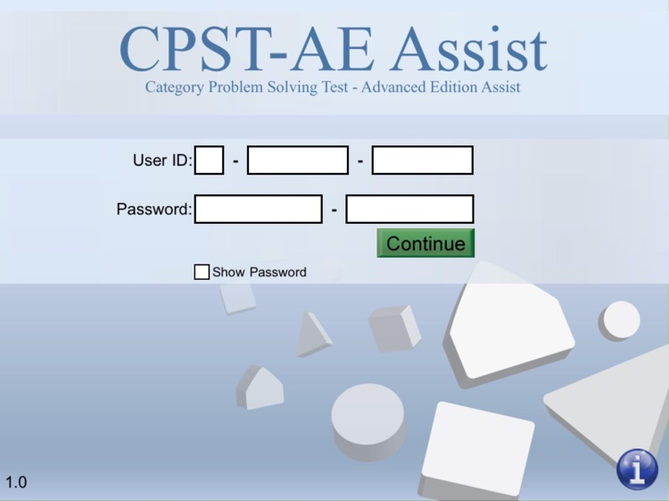 CPST-AE Assist
