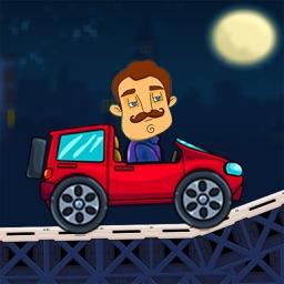 Hello Racing Car Truck - Hello Neighbor Version