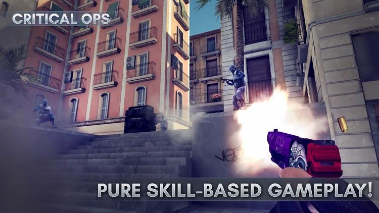 Critical Ops screenshot-4