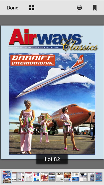Braniff: Airways Classics No.5 screenshot-0