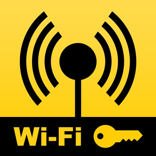WiFi Utilities - WEP Key Generator & Password Find iOS App