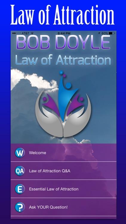 Bob Doyle - Law of Attraction