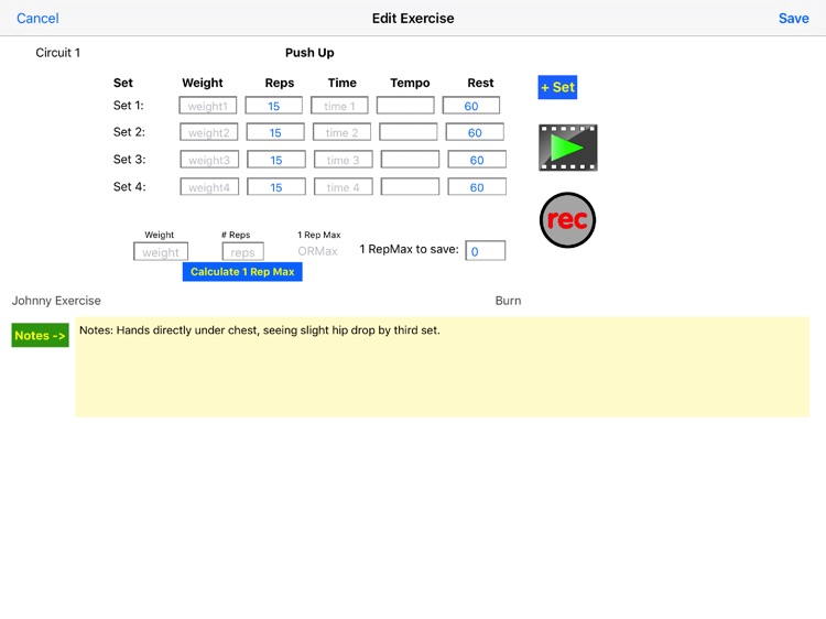 Fitness Trainer Workbook screenshot-2