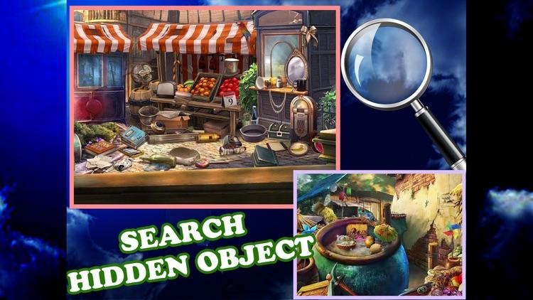 sunset street : hidden object mystery screenshot-3