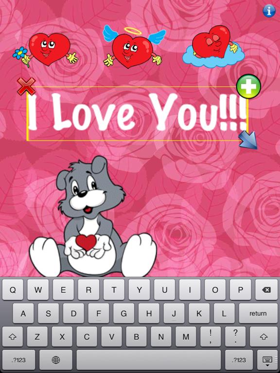 Mothers Day Card Creator screenshot