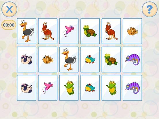 Память: игры для детей 4+ для iPad