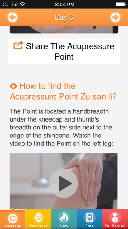 Beauty Massage - Best Skin with Acupressure Points
