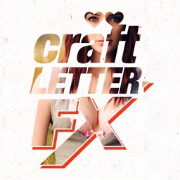 Craft Letter FX Effects : Awesome Photo Creator