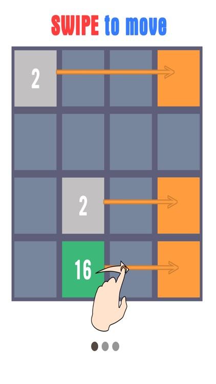 2048 1024 Addictive Fun With Join Numbers screenshot-3