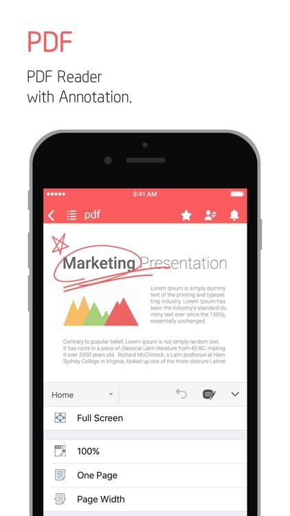 Polaris Office - Docs, PDF Reader & Editor app image