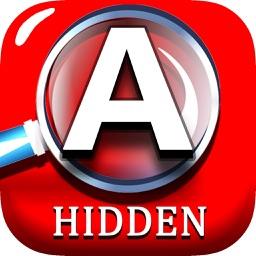 Alphabet - Hidden Objects Games