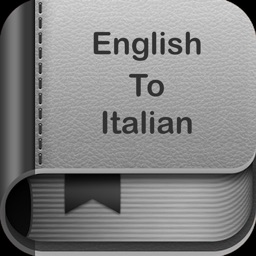 English To Italian Dictionary and Translator