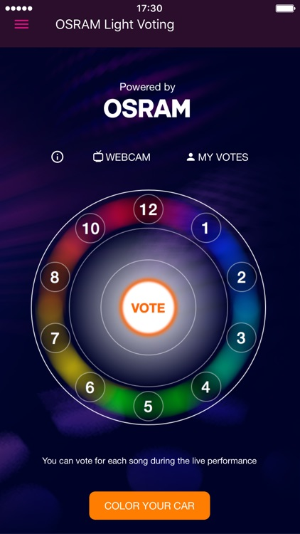 Eurovision Song Contest - The Official App screenshot-4